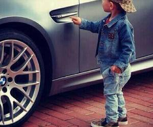 bmw, cute baby, and tumblr image