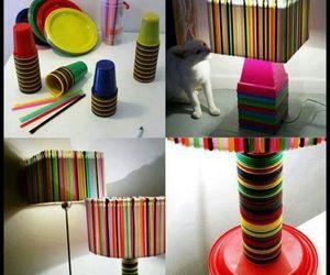 diy, lamp, and cool image