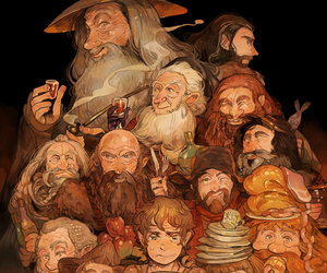 art and hobbit image