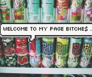 page, arizona, and grunge image