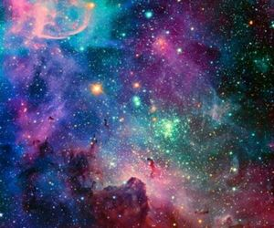 beautiful, galaxy, and wonderful image