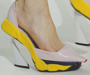 Christian Dior, shoes, and fw 2014 image