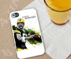colorful, painting, and green bay packers image
