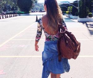 fashion, flowers, and gabriela rippi image