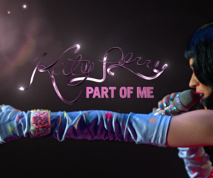 katy perry, movie, and part of me image