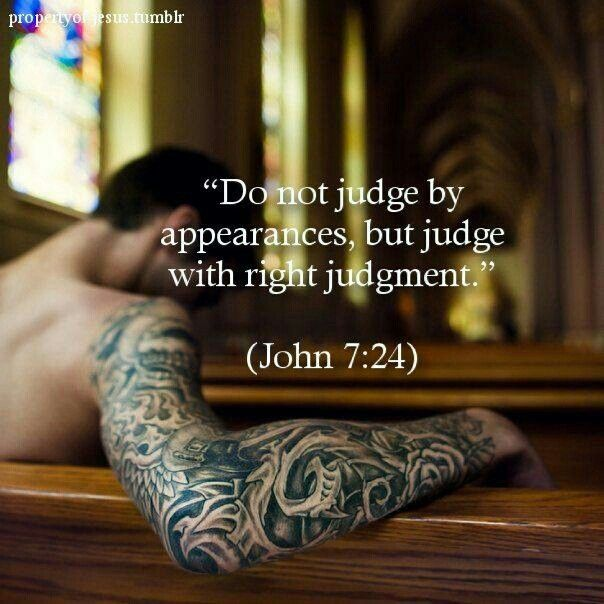 Judgement Shared By Dreamer On We Heart It