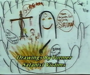 satan, alternative, and drawing image