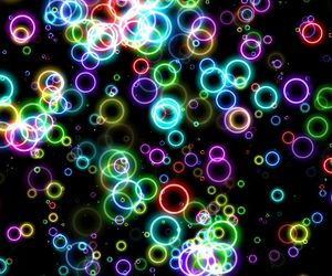 wallpaper and bubbles image