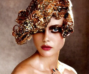 glitter, model, and photography image