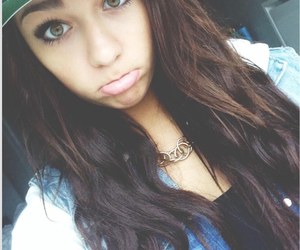 andrea russett, hair, and pretty image