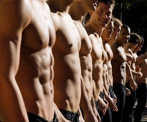 hombres, hermosos, and sexys image