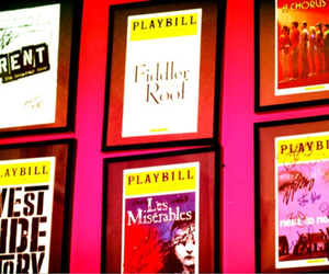 broadway, chorus line, and fiddler on the roof image