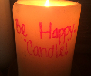 candles, happiness, and meditation image