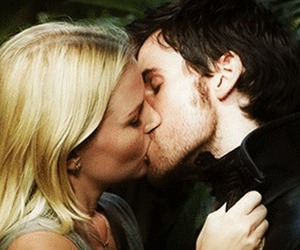 captain hook, killian jones, and once upon a time image