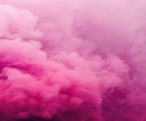 pink, header, and clouds image