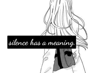 manga and silence image