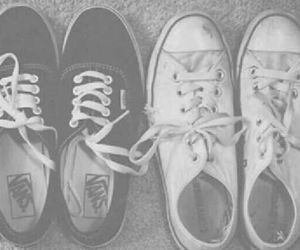 b&w, converse, and header image