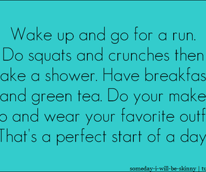 quotes, motivation, and workout image