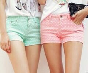adorable, shorts, and follow me image