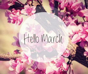 march and yeey image