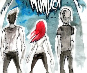 paramore, monster, and hayley williams image