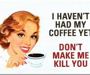 coffee, cup, and killer image