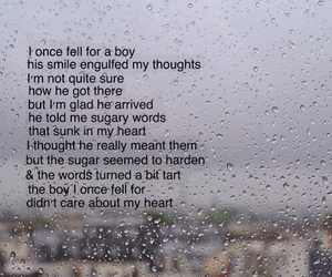 boys, mine, and poems image