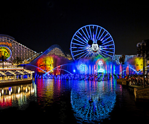 disney, disneyland, and photography image
