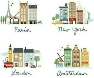 amsterdam, london, and paris image