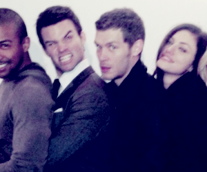 friend, family mikaelson, and hayley image