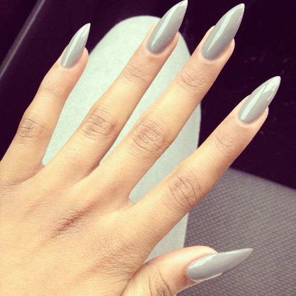 Luxury Long Stiletto Nails Tumblr Illustration - Nail Art Design ...