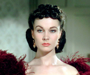 Gone with the Wind, Scarlett O'Hara, and Scarlett OHara image