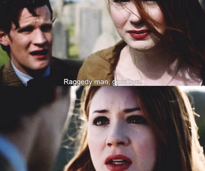 cry, matt smith, and karen gillian image