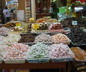 food, sweet, and turkish delight image