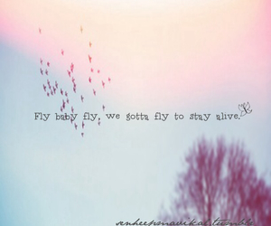 alive, baby, and fly image