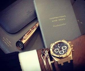 bracelet, clock, and details image