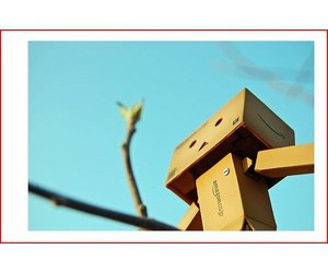 danbo, robot, and cute image