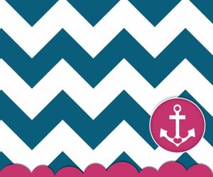 anchor, chevron, and colors image