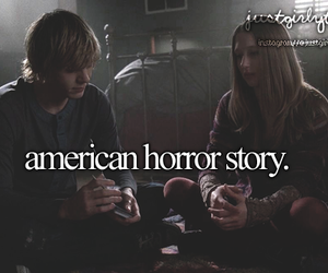 american horror story, tumblr, and horror image
