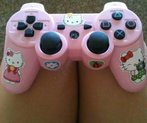 gamer, hello kitty, and kawaii image