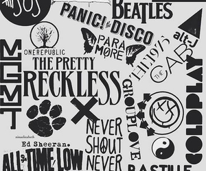 bands, music, and coldplay image