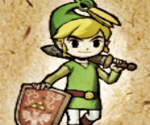Legend of Zelda, link, and videogame image