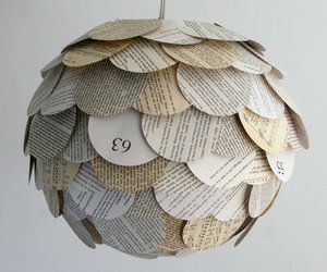 lamp and Paper image