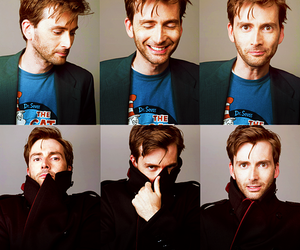 david tennant, gorgeous, and cute image