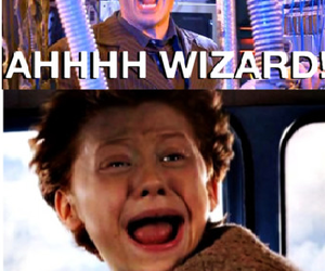 doctor who, harry potter, and ron weasley image