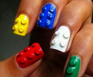 lego and nails image