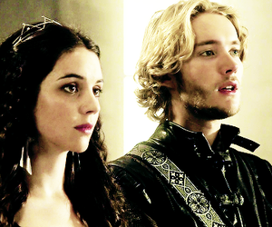 reign, frary, and francis x mary image
