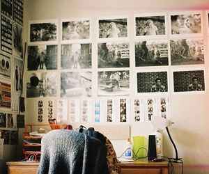 room, photography, and vintage image