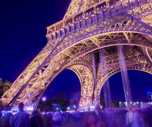 city, dreams, and france image