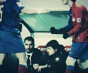fc barcelona, pep guardiola, and tito vilanova image